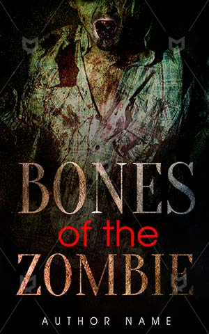Horror-book-cover-zombie-bones-scary