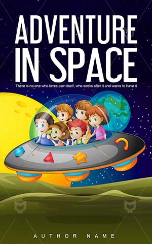 Children-book-cover-space-kids-adventure