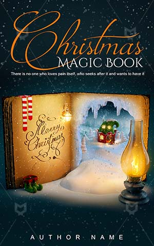 Children-book-cover-christmas-magic-kids