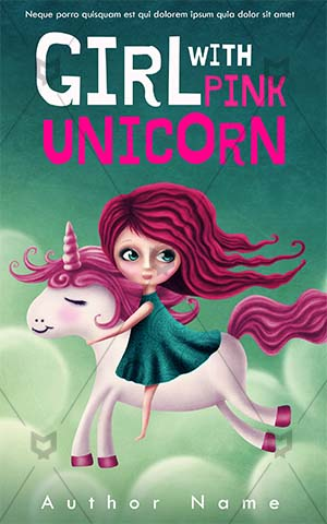 Children-book-cover-princess-kids-story-magic-unicorn