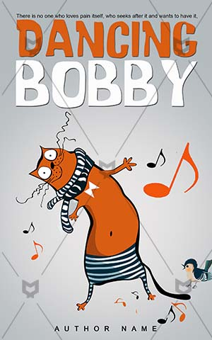Children-book-cover-cat-dancing-bobby