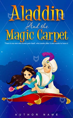 Children-book-cover-aladdin-magic-carpet