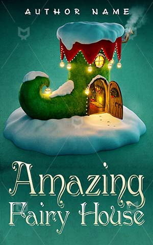 Children-book-cover-amazing-house-fairy