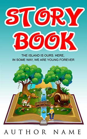 Children-book-cover-kids-learning-education