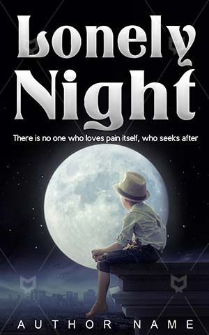 Children-book-cover-Child-Night-lonely-Little-boy-looking-Book-for-children-Boy-City-Looking-Nap-Roof-Evening-Dream-Astrology