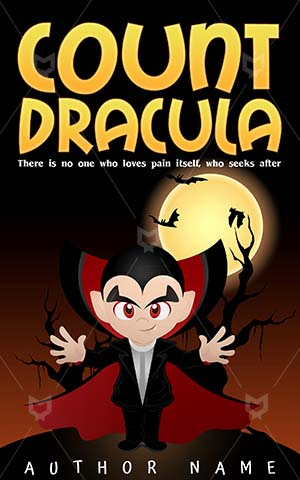 Children-book-cover-Count-Dracula-dracula-Illustration-covers-Horror-Vampire-Scary-Halloween-Monster-Spooky-Creature-Creepy