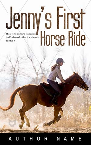 Children-book-cover-Horse-Kids-Riding-Young-pretty-girl-Books-for-kids-Girl-Leaves-Autumn-Tree-Backlit-Sport-Teen-Training-Horseback