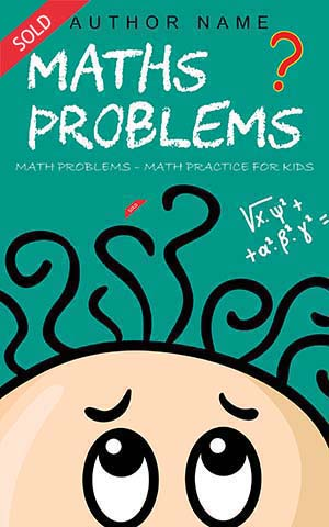 Educational-book-cover-kids-learning-maths