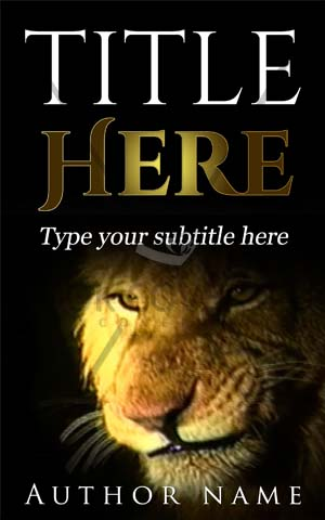 Fantasy-book-cover-lion-animal-king