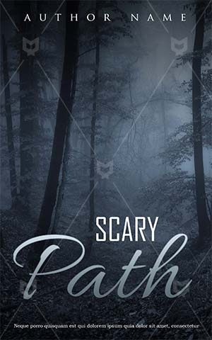 Fantasy-book-cover-forest-scary-path