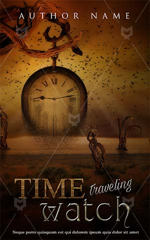 Fantasy-book-cover-future-scary-watch-time