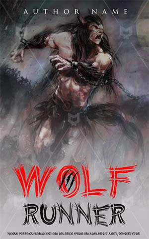 Fantasy-book-cover-scary-wolf-killer