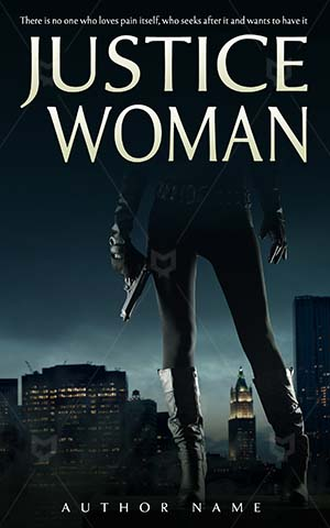 Fantasy-book-cover-justice-woman-detective