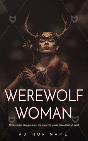 Fantasy-book-cover-woman-scary-zombie-horror-wolf-woman