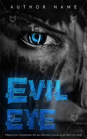 Fantasy-book-cover-horror-scary-eye-man-killer-zombie