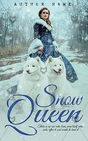 Fantasy-book-cover-snow-pretty-queen