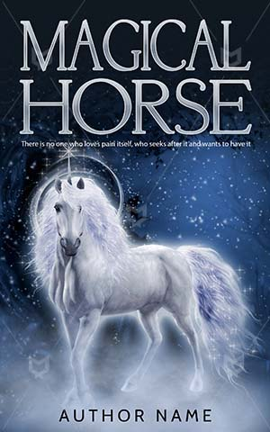 Fantasy-book-cover-magical-horse-fantacy