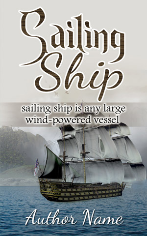 Fantasy-book-cover-Ship-Sailing-sea-pirates