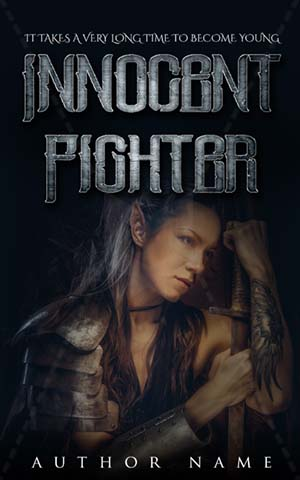 Fantasy-book-cover-hopeless-woman-fighter
