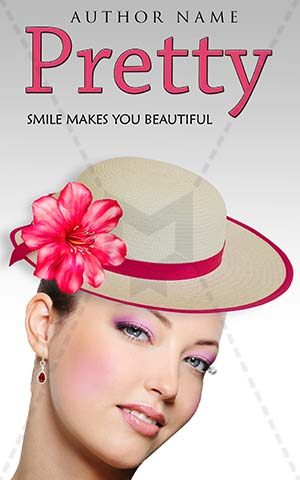 Nonfiction-book-cover-smile-beautiful-girl