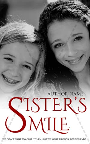 Fantasy-book-cover-friends-sisters-smile-face
