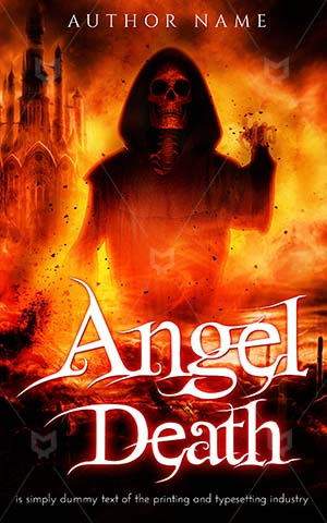 Fantasy-book-cover-Black-Dark-Illustrator-Angel-covers-Death-Demon-Hell-Scary-Ghost-Reaper