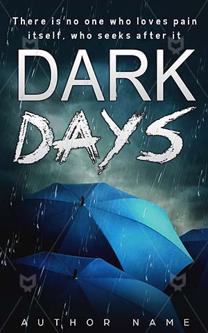 Fantasy-book-cover-Dark-Umbrella-Clouds-sky-fantasy-Days-Black-Dangerous-Weather-covers-Mystery-Cloudscape