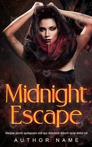 Fantasy-book-cover-Dark-Woman-Scary-Escape-design-Midnight-Beauty-Witch-Vampire-ideas-Night