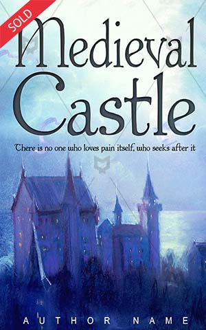 Fantasy-book-cover-Medieval-Spooky-Cliff-Castle-Misty-Fairy-Mysterious-Drawn-Mystical-covers-Building-Tower
