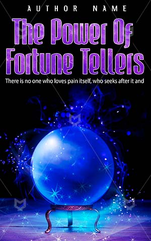 Fantasy-book-cover-Power-Fortune-Tellers-Ball-Crystal-covers-Teller-teller-Table-Astrology-Magic-Mystery-Future-Globe