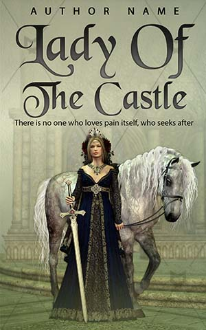 Fantasy-book-cover-Princess-Castle-Woman-Lady-Medieval-woman-Women-power-magic-covers-White-horse