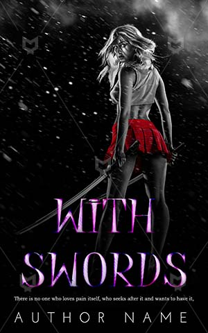 Fantasy-book-cover-Scary-Horror-Sword-Woman-With-War-Soldier-Girl-Young-woman-Killer