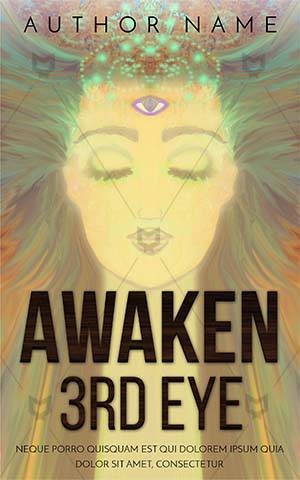 Fantasy-book-cover-woman-3rd-eye-covers-awaken-fantasy-symbol