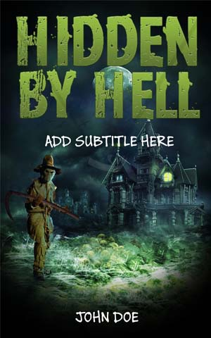 Horror-book-cover-hell-danger-ghost-zombie-fiction