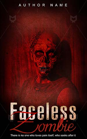 Horror-book-cover-scary-zombie-faceless