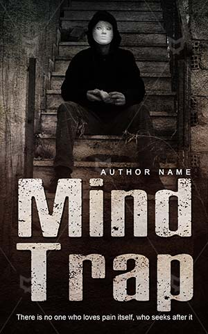 Horror-book-cover-spooky-mind-trap