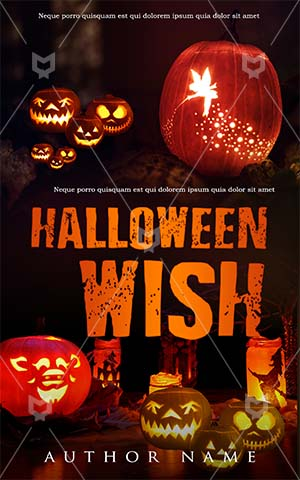 Horror-book-cover-halloween-party-scary-pumpkin