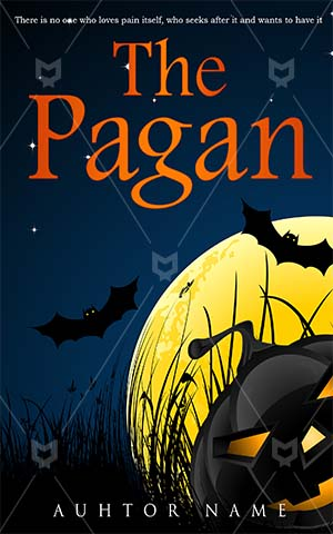 Horror-book-cover-halloween-scary-moon-bat-pagan-spooky