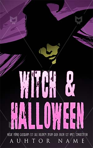 Horror-book-cover-witch-halloween-party-zombie-scary-magic