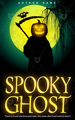 Horror-book-cover-spooky-halloween-ghost
