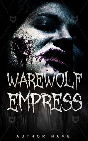 Horror-book-cover-wolf-spooky-empress