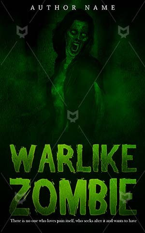 Horror-book-cover-scary-zombie-warlike