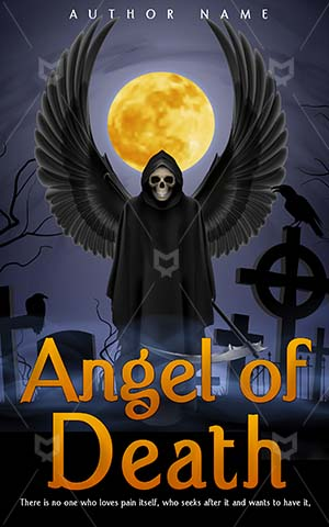 Horror-book-cover-angel-scary-death