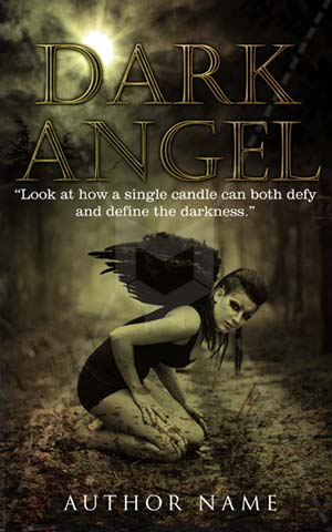 Horror-book-cover-zombie-angel-dark