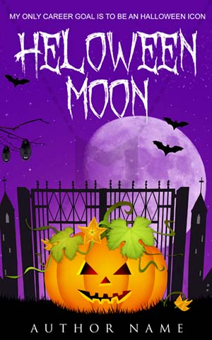 Horror-book-cover-haunted-pumpkin-night-halloween
