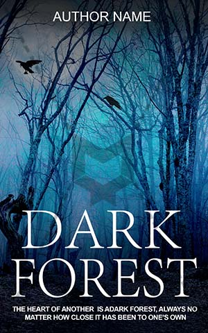 Horror-book-cover-scary-forest-dark