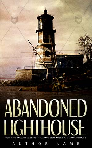 Horror-book-cover-Abandoned-Lighthouse-Scary-design-Illustration-Sea-Dark-Twilight-Ocean-Artwork-Apocalypse-Boat-Shipwreck