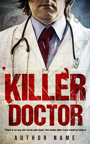 Horror-book-cover-Doctor-Killer-Human-ideas-Surgeon-Medical-Scary-covers-Bloody-Murder
