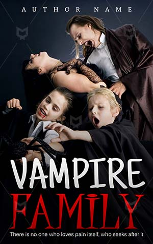 Horror-book-cover-Family-Halloween-covers-Frightening-Creepy-Vampire-Parents-Spooky-Happy-halloween-images-Gothic