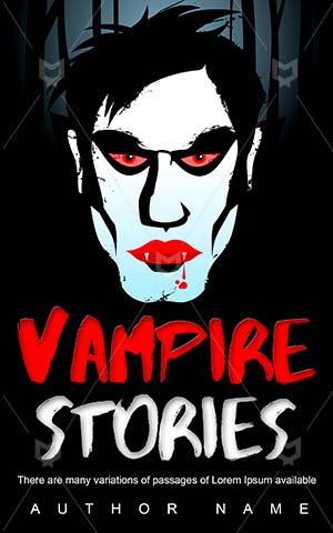 Horror-book-cover-Halloween-Vector-Stories-Vampire-ideas-Blood-Evil-Cover-horror-Fear-Spooky-Dracula-Creepy
